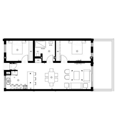 Apartment H