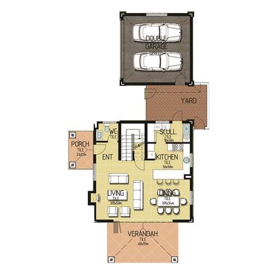 Drongo (double storey)