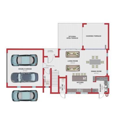 Type M2 (double storey)