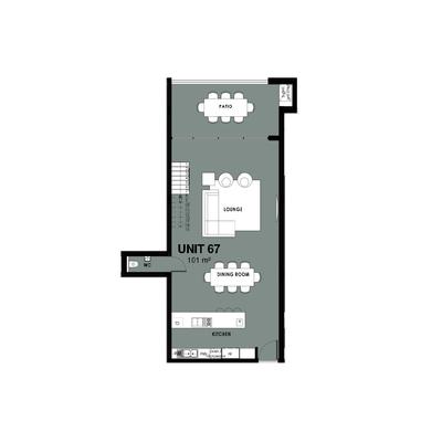 Loft unit 67