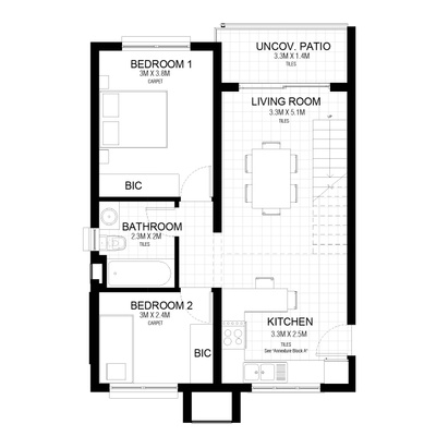 The view units hellohouse for Types of house plans in south africa