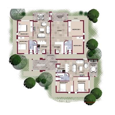 Type A3 Ground Floor