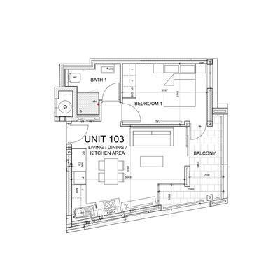 Unit 103