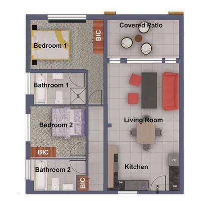 Block A - First Floor - A2