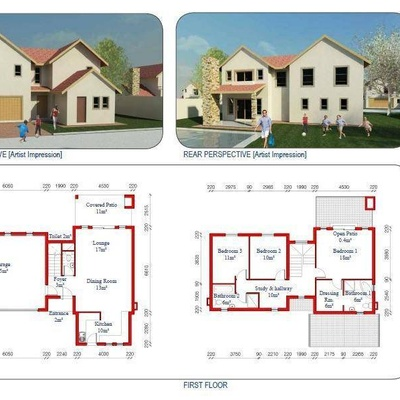 194sqm - 3 Bed / 2.5 Bath