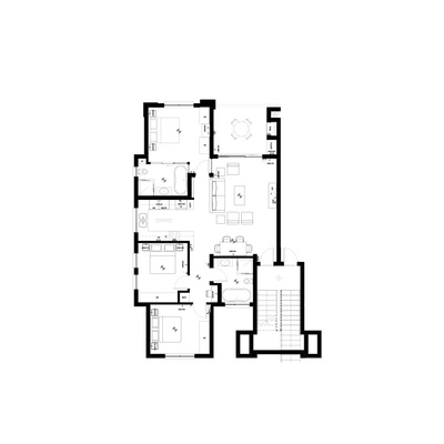 Type B / 1st Floor