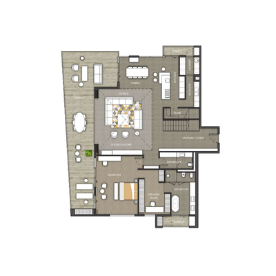 Presidential suite 11