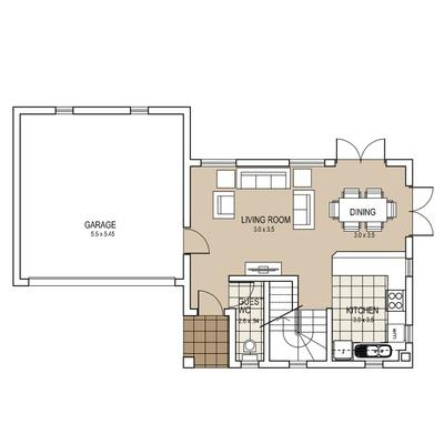 House Type D