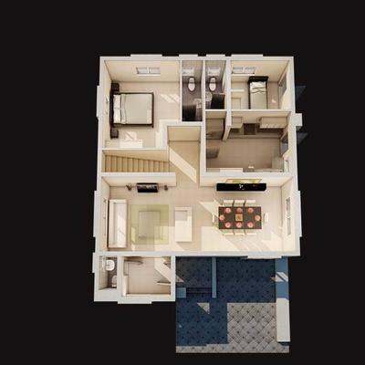 4 Bedroom Type A