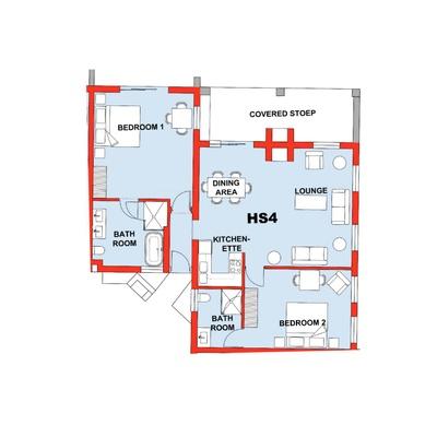 Hotel Suite 4
