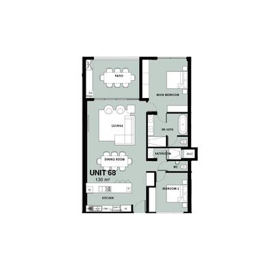 Loft unit 68