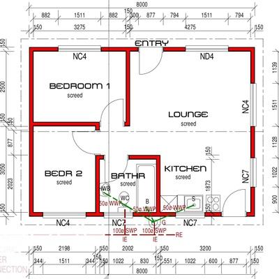 House 48m²