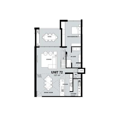 Loft unit 72