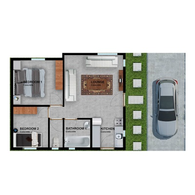 50sqm option 1