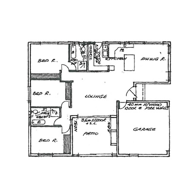 Unit Example 189.86sqm