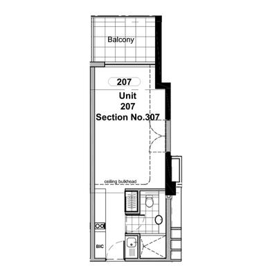 Studio Unit 207