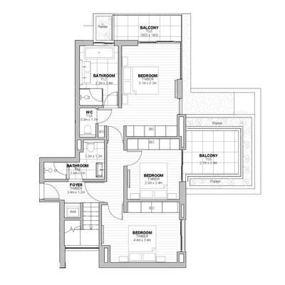 Penthouse 302