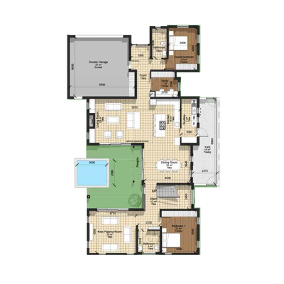 The Residences - Type F