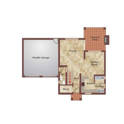 3 Bed Freestanding Homes