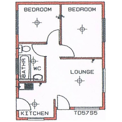 Unit Type 40sqm