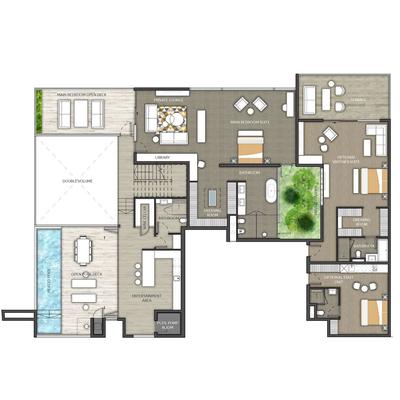 Presidential suite 12