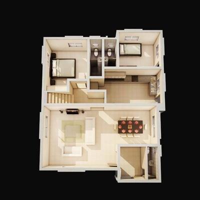 4 Bedroom Type A2