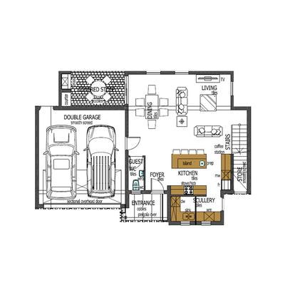 Type J House