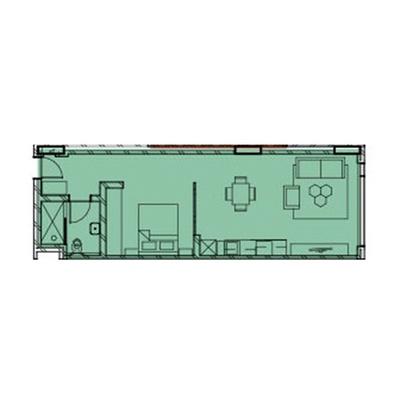 53sqm Unit