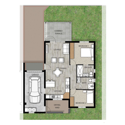 House Type F