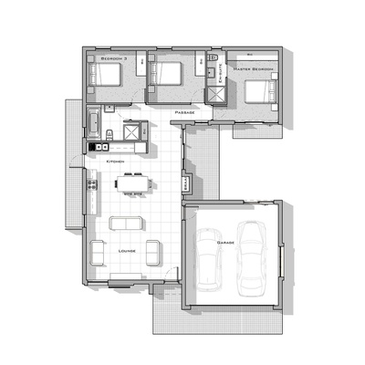 House Type 1E