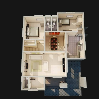 4 Bedroom Type A3