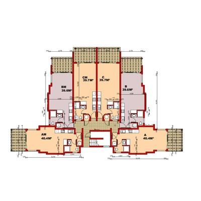 3 Storey Ground Floor