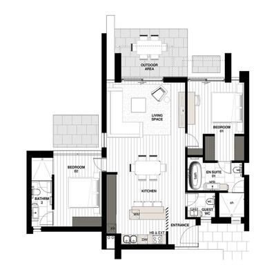 Hurlingham Suite