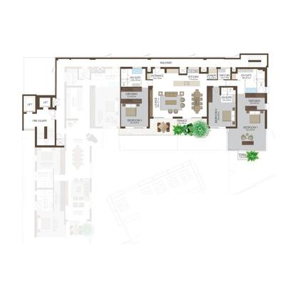 Luxury Residence 502