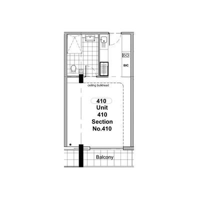 Studio Unit 410