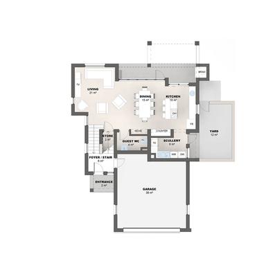Type H Villa