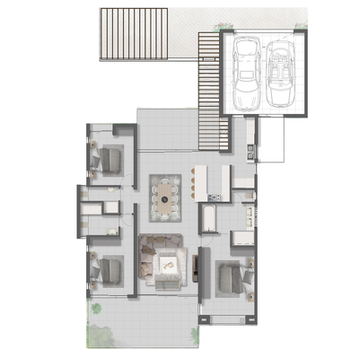 Fig Tree Villas - Type 1