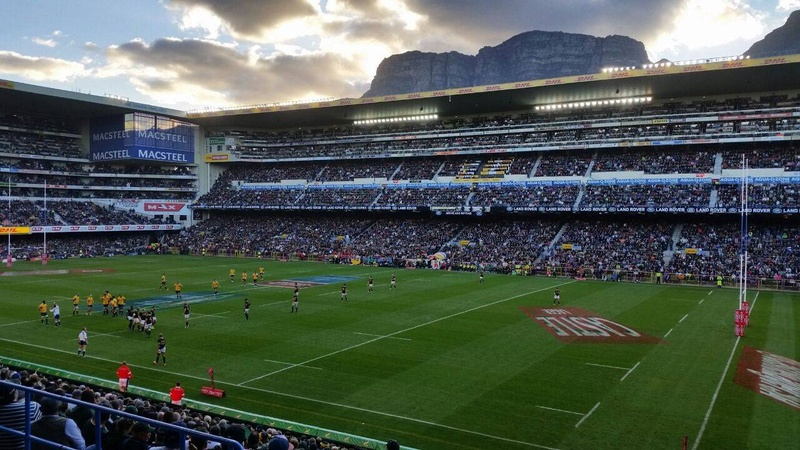 Newlands rugby ground