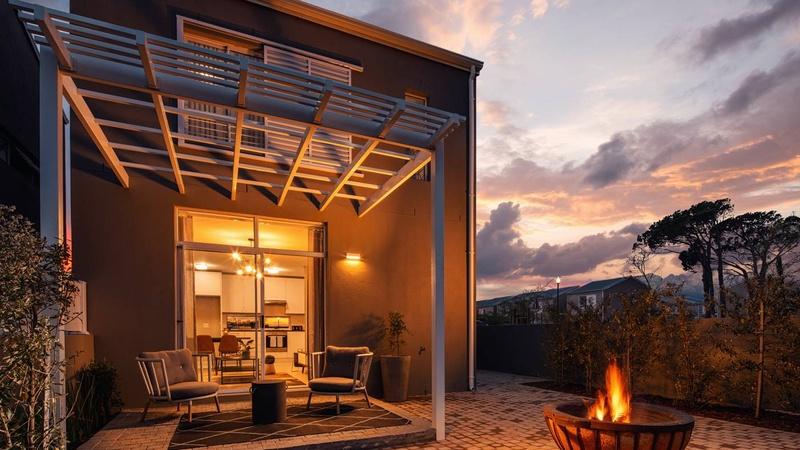 2 Bedroom unit exterior