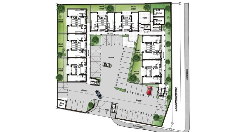 Site Plan (Ground Floor)