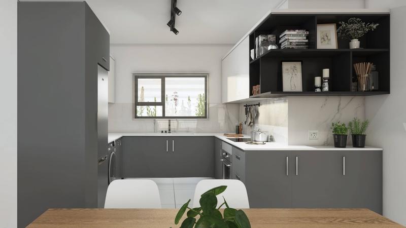 Type A - Kitchen