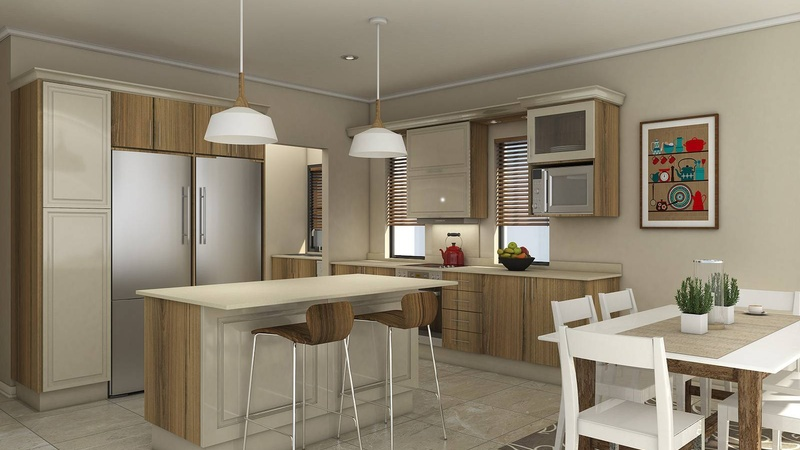 Interior / Kitchen