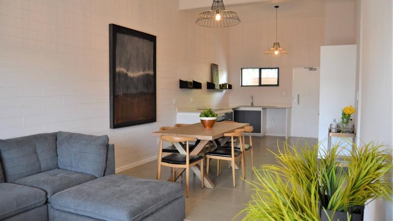 Lounge / Kitchen / Dinning room