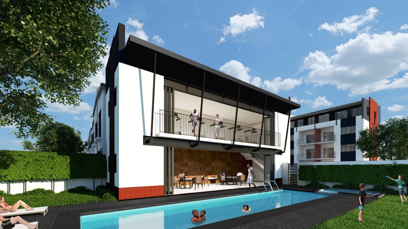 Clubhouse / pool