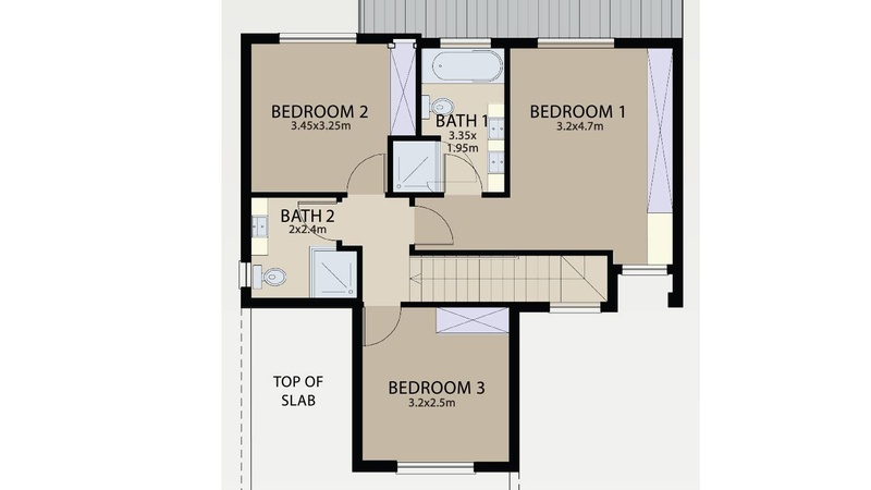 First Floor alt plan 1