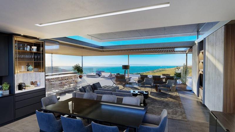 Azure Penthouse