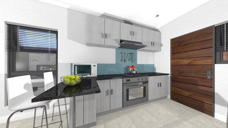 Oaklane Corner - Kitchen 1