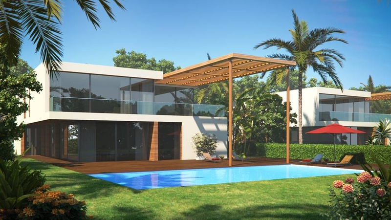 Detached Villa Render