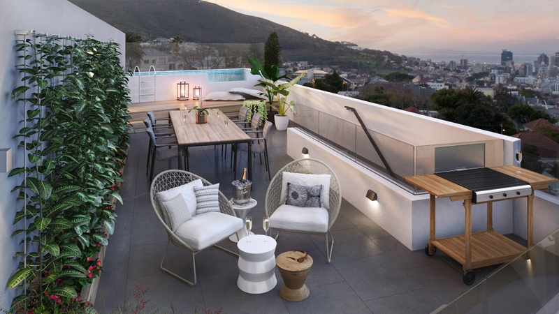 Penthouse 402 Roof Deck & Pool