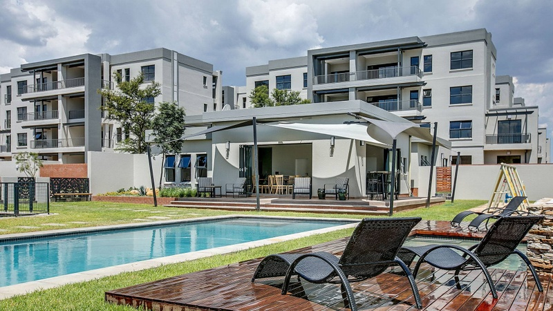 Estate communal areas